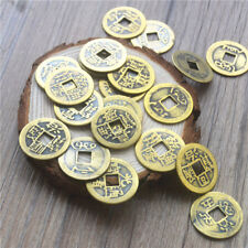 Wholesale Copy Ancient Emperors Copper Coins Crafts DIY Chinese Knot Accs 24mm