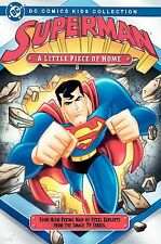 Superman, The Animated Series: A Little Piece of Home (DVD, 2004) NEW