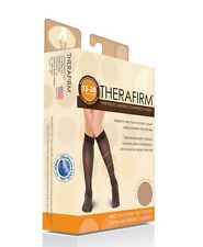 Therafirm Mild Support Knee-High Stockings - Compression, 15-20mmHg, PAIR