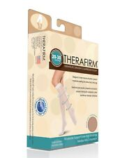 Therafirm Moderate Support Knee-High Stockings - Compression, 20-30mmHg, PAIR