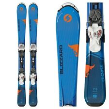 Blizzard Cochise Jr. Kids Skis with IQ 4.5 Bindings 2018