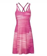 New! The North Face womens Empowered Strappy Summer dress pink print M L XL