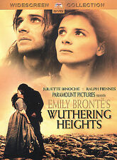 Emily Bronte's Wuthering Heights (DVD, 1992)