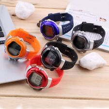 Pulse Heart Rate Monitor Calories Counter Fitness Sport Wrist Watch Waterproof Y