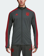 Bayern Monaco Adidas Jacket Training Training Jacket 2018 19 Grey