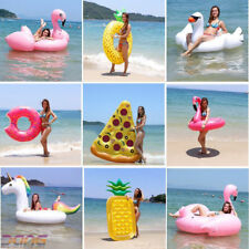 Inflatable Giant Swim Pool Floats Raft Swimming Fun Water Sports Beach Toy US