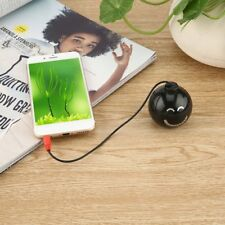 Mini 3.5mm Sound Speaker with Facial Expression Pattern for Mobile Phone PC XJ