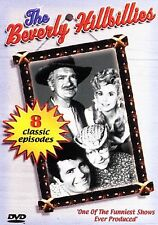Beverly Hillbillies - 8 Classic Episodes V.1 (DVD, 2006) BRAND NEW AND SEALED