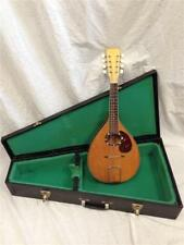 Vintage Clay Hemstrong A Style Tear Drop 8 String Mandolin w/Case