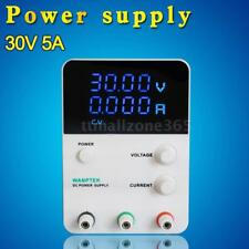 0-30V 0-5A 4 Digits Variable Adjustable Digital Regulated DC Power Supply Y8X0