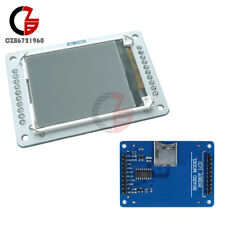 "1.8"" inch 128x160 TFT LCD+Shield Module SPI Interface For Arduino"