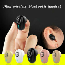 Mini Wireless Bluetooth 4.1 Stereo In-Ear Headset Earphone for Samsung iPhone Z