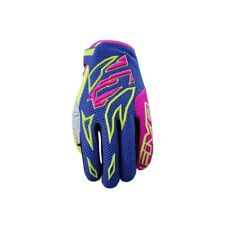 Five5 MXF3 Youth MX Offroad Gloves Flash