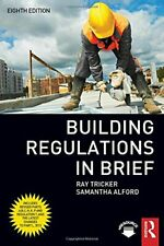 Building Regulations in Brief by Alford, Sam Book The Cheap Fast Free Post