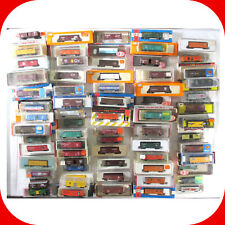 N Scale 40' Box Car Lot - Atlas, Micro Trains...- Reefer, etc/ Combined Shipping