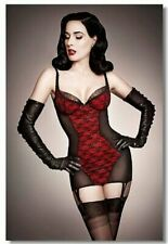 Poster Dita Von Teese Star Room Club Wall Art Print 217