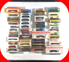 N Scale Gondola Car Lot - Some Covered, Freight, Load(s) etc / Combined Shipping