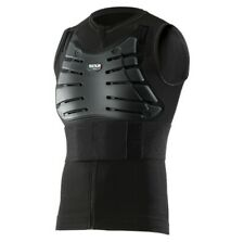SixS PRO SM9 Mens Sleeveless Protective Under Shirt Black