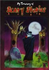 Scary Stories Treasury Lenticular Cover by Repchuk, Caroline; Keene, Claire