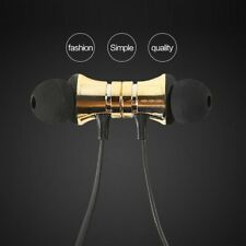 XT11 Magnetic Bluetooth 4.2 in-Ear Headset Hands-Free Noise Reduction Earphone D