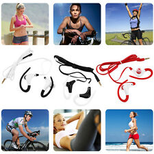 In-Ear Sports Running Active Earphone Earbuds Hook Headphone Headset iK