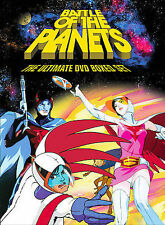 Battle of the Planets - The Ultimate DVD Boxed Set (DVD, 2003, 4-Disc Set, Stand