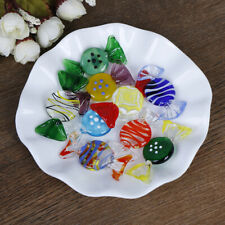 1/5/10Pcs Vintage glass sweets wedding party candy Christmas decoration gRKCA