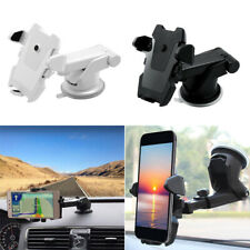 360° Mount Holder Car Windshield Stand For Mobile Cell Phone iPhone Samsung
