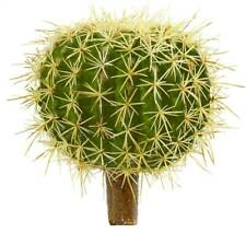 Cactus Succulent Artificial Plant in Green - Set of 4 [ID 3828439]