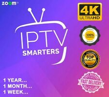 12 month subscription iptv Android full HD smart TV all device (no adult)