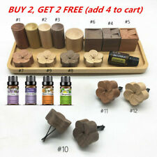 Essential Oils Diffused Wood Aromatherapy Diffuser BUY 2 GET 2 FREE