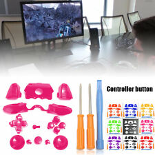 Replacement Button Bumper Trigger with Tools for XBOX One Controller Portable CA