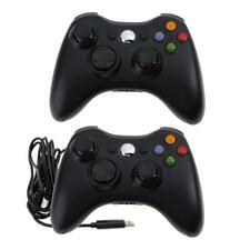 Dual Vibration Gamepad Game Controller Joystick for Xbox 360 Xbox 360 Slim R1BO