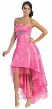 Strapless Prom Dress Junior Formal Long Gown #5576