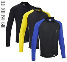 Thermal Cycling Long Sleeve Jersey/Jacket Light Fleece