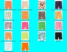 NWT Gymboree Girl Girls Bike Shorts Choice NEW Choice