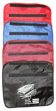 Kids School Uniform Velcro Book Bag 100% Nylon New