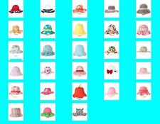 NWT Gymboree Baby Girl Hat Choice New Sunhat Sun Hats FREE US SHIPPING