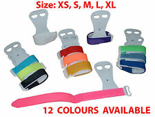 Gymnastic HANDGUARDS  12 colours available PALM GUARDS / GRIPS