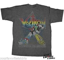 Voltron Defender Officially Licensed Adult Shirt S-2XL
