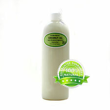COCONUT OIL 92 DEGREE MELT POINT PURE  ORGANIC COLD PRESSED    *FREE S&H!*