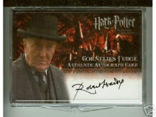 PoA Auto George Percy Weasley Dudley Filch Fudge Shunpike Crabbe Harry Potter