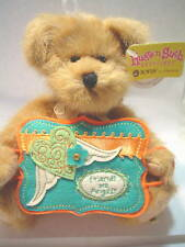 BOYDS HUGS & SUCH GREETINGS -2 BEARS/3 GREETINGS NEW/10