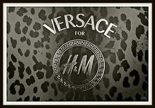 VERSACE FOR H&M Collection Women's Dress Tank Top Skirt Leggings Choose Your Own