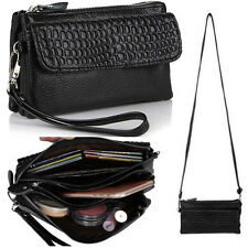 2014 new fashion lady women purse zip wallets leather mibile Multifunction bags