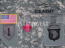 NEW* US ARMY MILITARY ACU DIGITAL COMBAT SET UNIFORM,PANTS SHIRT JACKET S,M,L GI
