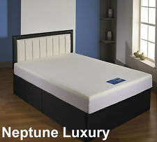 Memory Foam Matttress & FREE Pillows, 5yr G'tee UK MADE