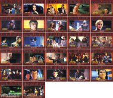 Star Trek Nemesis Movie ROMULAN HISTORY Card Singles