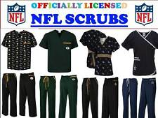 NFL SCRUB TOP-NFL SCRUB PANTS-NHL SCRUBS-ALL TEAMS-NFL FOOTBALL SCRUBS-A-C-TEAMS