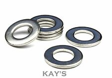 A2 Stainless Steel Flat Washers To Fit Our Stainless Bolts & Screws